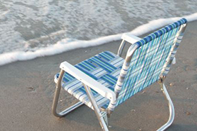 Lawn Chair USA - American Classic Webbing Chair