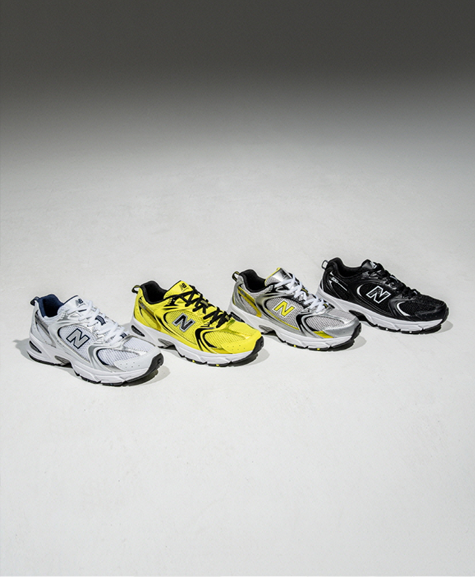 New Balance - Classic Running Shoes MR530