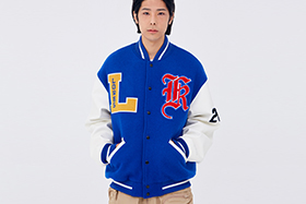 Lores - Wool Stadium Jacket