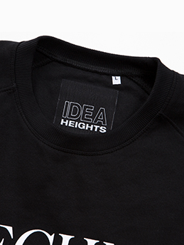 IDEA.ltd Exclusive - TECHNO Crewneck