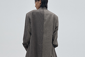 s/e/o - Raw Cutting Jacket