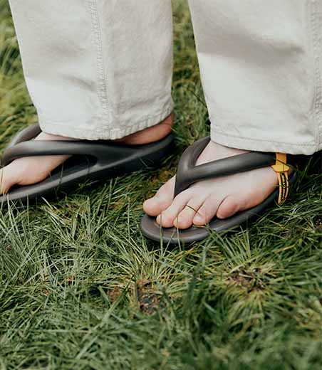 Featured : Recovery Shoes - Comfort Shoes & Slide