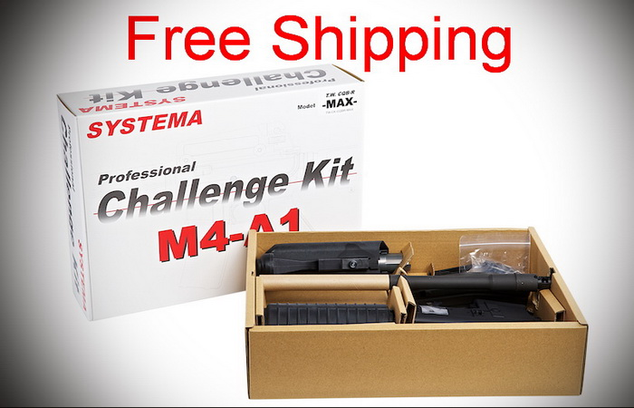 Systema PTW Challenge Kit  Free Shipping